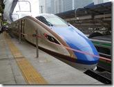 新幹線開業前夜の北陸路をレポート(1) 東京-長野-直江津