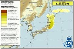 遅すぎた道の放射能情報の海外向け公開と「安全宣言」