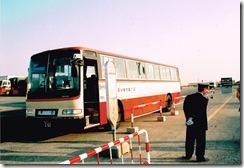 旧苫小牧市営バス車両を使ったリバイバル貸切ツアーが催行