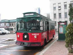 定期観光バス事業に力を注ぐ北海道中央バス