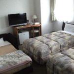 潜在需要が高そうなビジネスホテルの家族・グループ向け客室「ホテルニューオーテ」函館のホテルの事例から
