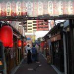 函館・ひかりの屋台 『大門横丁』