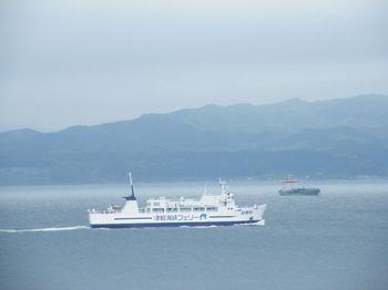 大間航路は当面安泰、本州北海道間レンタカー乗り捨て可能な新サービスの導入は