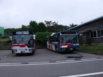 味のある辺境・秘境路線バスの廃止が相次ぐ2「江差-大成学校-太田(函館バス)」