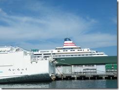 """函館港を基点に""""飛んでクルーズ""""の太平洋版を計画、太平洋沿岸航路の充実に期待"""