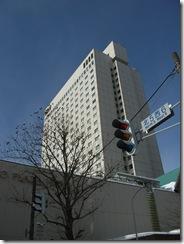 京王プラザホテル札幌 (最近泊まった宿レビュー) 4日間客室の窓から鉄道車両を満喫