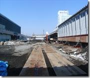 まもなく取り壊される民衆駅「旭川」と新駅