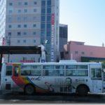 北海道ローカル路線バスで秘境旅 釧路駅-弁天ケ浜(たくぼく循環線)「啄木と挽歌の街を行く」くしろバス 前編