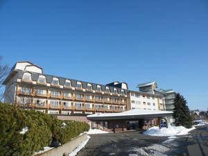 十勝川第一ホテル豆陽亭 ホスピタリティは大型ホテル対応だが設備はなかなか(最近泊まった宿)