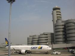 まもなく就航1年、3月搭乗率でスカイマークが首位に