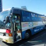 釧路-羅臼線は日本最長距離の路線バスではないか?釧路駅前バス4台(題)