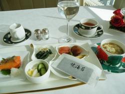 札幌プリンスホテルで3千円の朝食を