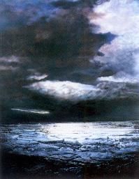 「根室夢幻行」-流氷を描く画家とノサップ岬