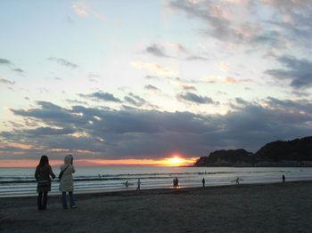釧路・鎌倉それとも・・・日本一の夕日はどこだ