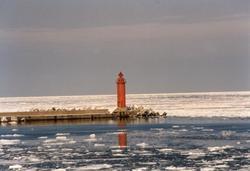流氷初日を迎え冬季観光を考える