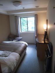 やはり空いていたツインクル、ホテル法華クラブ札幌(最近泊まった宿)