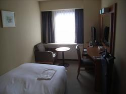 平均的だが何かと便利なホテル サンルートニュー札幌(最近泊まった宿)