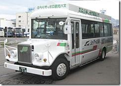 札幌市内の観光名所を巡る無料循環バスが誕生、公共交通で行くには不便な場所がかなりある