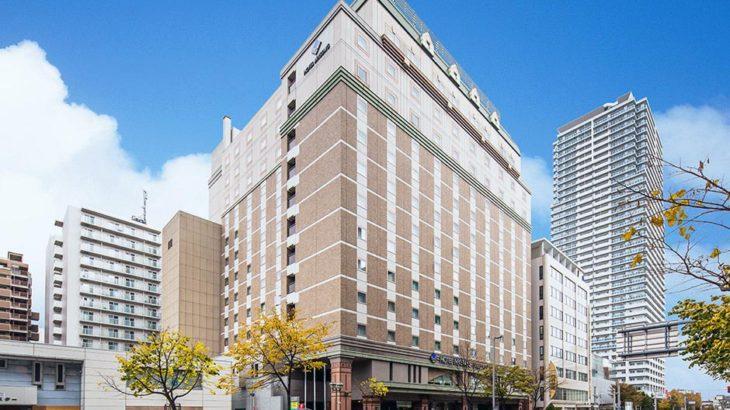 札幌アスペンホテルに宿泊したレビュー「コンパクトながらシティホテル以上の内容」
