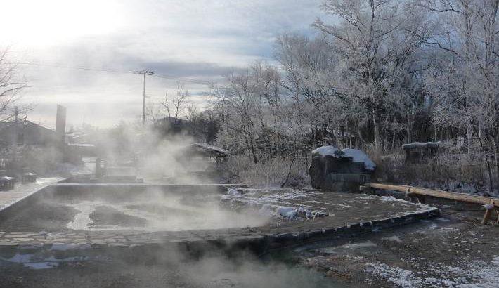 「100%源泉掛け流し宣言」北海道・川湯温泉の魅力