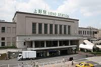 寝台列車とともにその役目を終えたかに見える上野駅