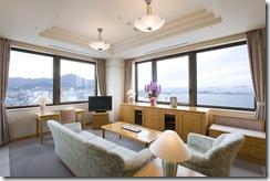 函館で市民向け「スイートルーム体験ツアー」を実施、外部へ魅力を訴えることができるか