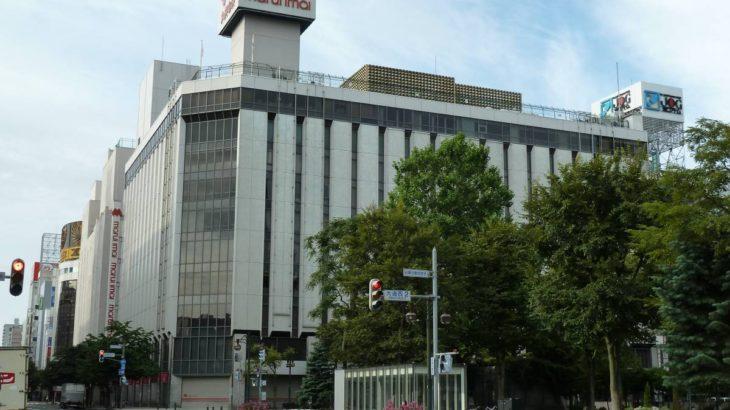 釧路における丸三鶴屋百貨店・丸井今井百貨店の撤退の歴史と中心街の衰退