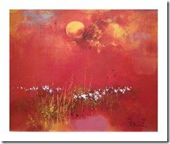 「釧路湿原画廊」が阿寒の地で復活、故佐々木榮松画伯の作品を一同に展示