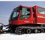 マウントレースイで雪上車ツアーを開催、増える雪上車の活用