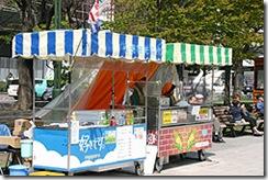 札幌観光協会運営の「とうきびワゴン」が民間委託へ 長すぎた独占販売でマンネリ化か