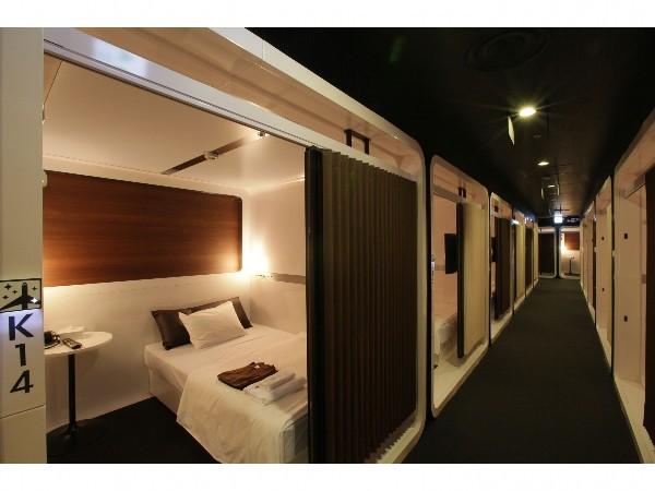新世代型カプセルホテルが宿泊の常識を変えるか